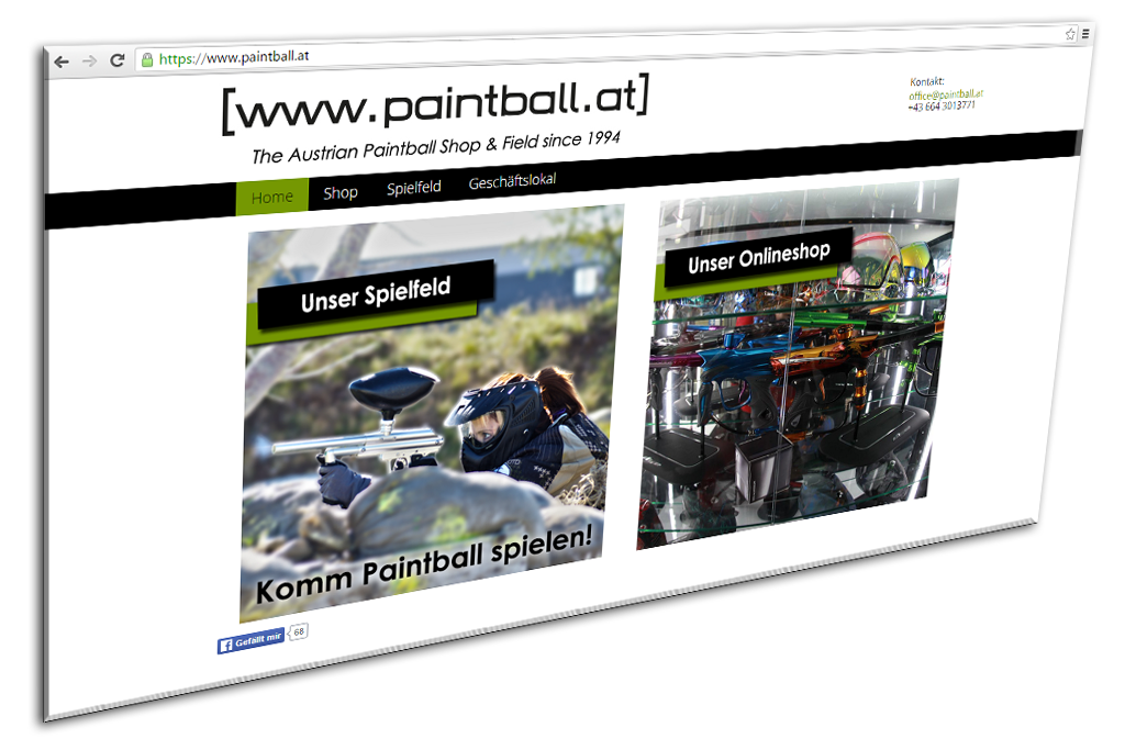 Paintball.at