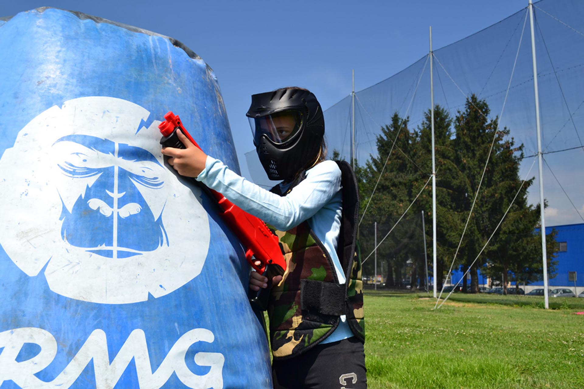 Splatmaster Paintball